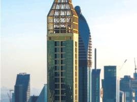 Gevora Hotel, hotel near Dubai World Trade Centre, Dubai