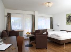 Hotel Crystal Interlaken, hotel in Interlaken