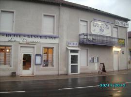 Terroir et Tradition A La Ducasse, hôtel à Coussey près de: Fort Bourlémont