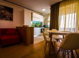 Top Trio Residence, hotel near Piața Muncii Metro Station, Bucharest