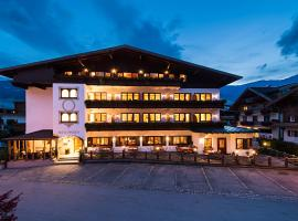 Hotel Zum Pinzger, hotel in Stumm