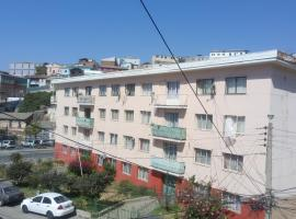 Apartamento Valparaiso, apartamento en Valparaíso