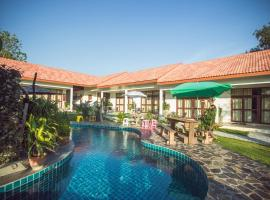 Tree Roots Retreat, resort in Rayong