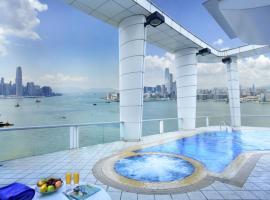 Metropark Hotel Causeway Bay Hong Kong, hotel near Lei Yue Mun Seafood Bazaar, Hong Kong
