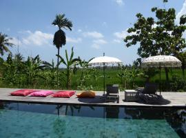 Villa Gingko Biloba, hotel in Canggu