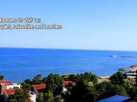 """Apartments For You, hotel near """"La Steaguri"""" Beach, Olimp"""