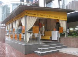 Diplomat ApartHotel, отель в Киеве, рядом находится Центральный вокзал Киев-Пассажирский