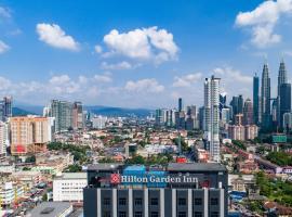 Hilton Garden Inn Kuala Lumpur - North, hotel in Chow Kit, Kuala Lumpur