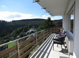 Appartementen Edel, hotel near Nordenau Ski Lift, Schmallenberg
