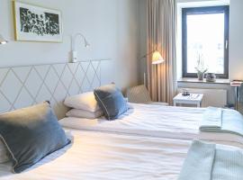 Hotel Kärnan, hotel in Helsingborg