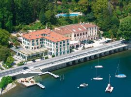 SHG Hotel Villa Carlotta, hôtel à Belgirate