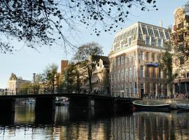 Radisson Blu Hotel, Amsterdam City Center, hotel en Ámsterdam