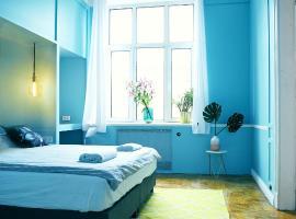 4th Floor Bed and Breakfast, nakvynės su pusryčiais namai Varšuvoje