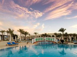 Hilton Marsa Alam Nubian Resort, hotel v destinaci Abu Dabab