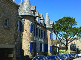 Hotel D'Angleterre, hotel in Roscoff