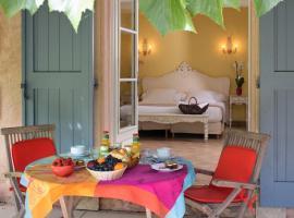 Le Mas Des Sables, hotel in Aigues-Mortes