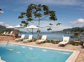 Hotel Vista Bella, hotel in Ilhabela