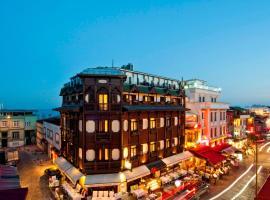 GLK PREMIER Acropol Suites & Spa, отель с джакузи в Стамбуле