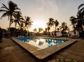 Oasis Belorizonte, hotel in Santa Maria