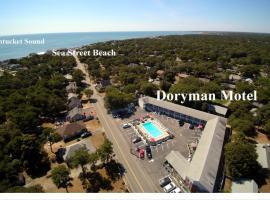 Doryman Motel, hotel with pools in Dennis Port