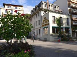 Hôtel des Bains, отель в Экс-ле-Бен