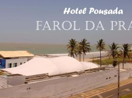 Hotel Pousada Farol da Praia, guest house in São Luís