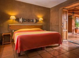 Hotel Casa del Refugio, hotel en Pátzcuaro