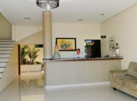 Hotel Cambui, accessible hotel in Seabra