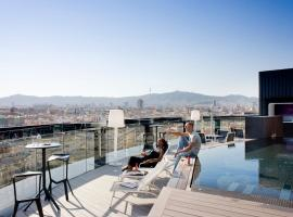 Barceló Raval, hotel in Barcelona