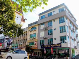Hotel Darulaman Alor Setar, hotel in Alor Setar