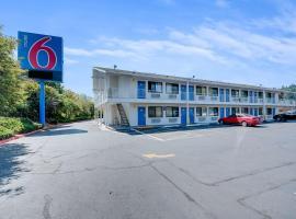 Motel 6-Bellingham, WA, hotel near Bellingham International Airport - BLI, Bellingham