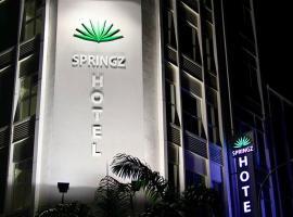 Springz Hotel-Bukit Jalil, hotel in Kuala Lumpur