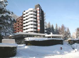 Gran Carlina Hotel, hotel in Le Mont-Dore