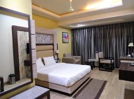 Hotel Continental Blue, hotel in Bikaner