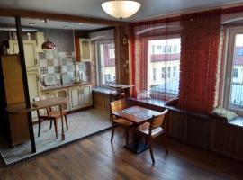 Apartment on Chernyakhovskogo 5, pet-friendly hotel in Kaliningrad