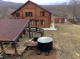 Na Yuzhnoy Holiday Home, holiday home in Khamyshki