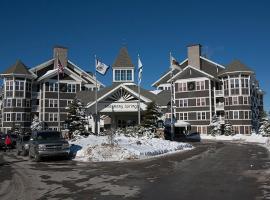 Allegheny Springs, hôtel à Snowshoe