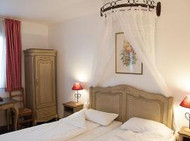 Brit Hotel Confort La Ferme du Pape, hotel in Eguisheim
