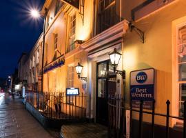 Best Western Wessex Royale Hotel Dorchester, hotel in Dorchester