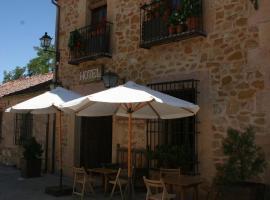 La Posada de Don Mariano, hotel económico en Pedraza