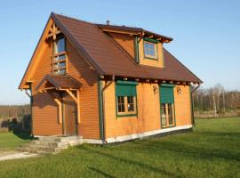Lavender Cottage, family hotel in Charzykowy