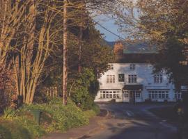 The Haughmond, hotel near Attingham Park, Shrewsbury