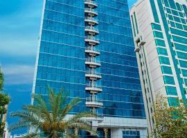 Platinum Hotel Apartments, căn hộ ở Abu Dhabi