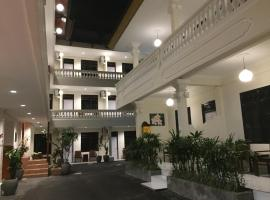 City Garden Bali Dwipa Hotel, hotel in Kuta