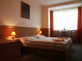 Pension FOX, Privatzimmer in Prag