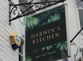 Darwin´s Kitchen, hotel near Shrewsbury Town Council, Shrewsbury
