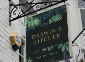 Darwin´s Kitchen, hotel near Shrewsbury Library, Shrewsbury