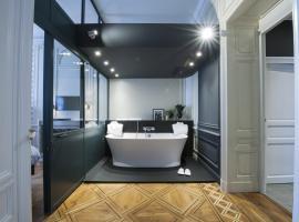 MiHotel Gailleton, ξενοδοχείο κοντά σε Βασιλική της Παναγίας της Φουρβιέρ, Λυών