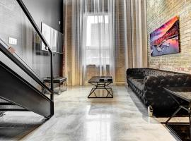 Boutique Lofts Milton Parc by Simplissimmo, hotel in Montreal