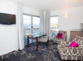 Mercure Wellington Central City Hotel and Apartments, hotel in Wellington